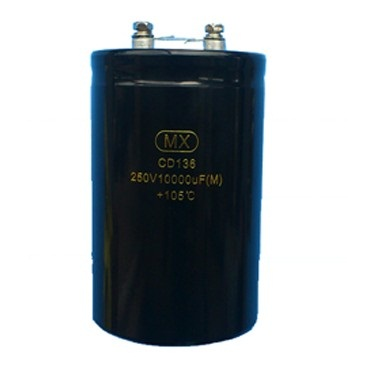 Screw Terminal Aluminum Electrolytic Capacitors