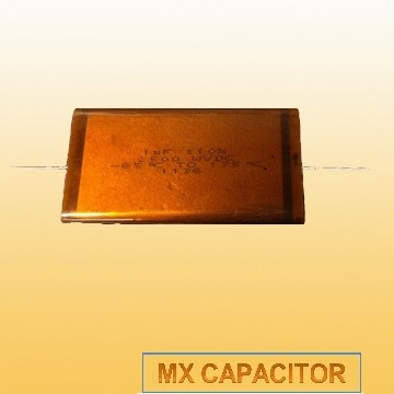 0.001uF 5000Vdc High Temperature Film Capacitor
