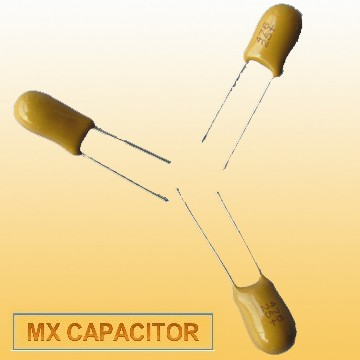 CA42 Radial Lead Tantalum Electrolytic Capacitors