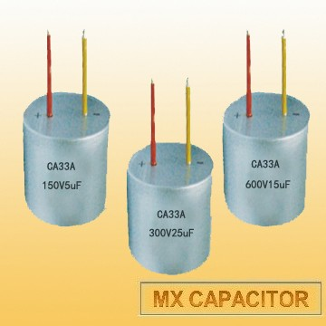 CA33A High Voltage Wet Tantalum Capacitor