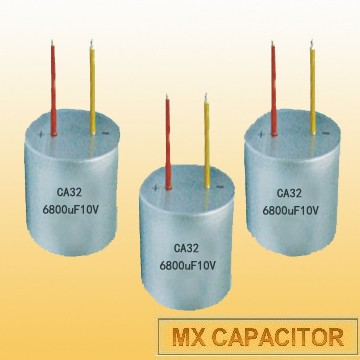 CA32 High Capacitance Wet Tantalum Capacitor