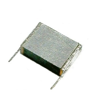 Polyethylene naphthalate film capacitor
